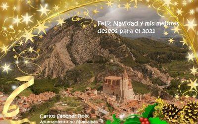 Felicitación Navideña desde la Alcaldía