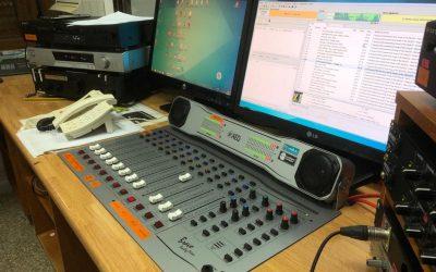 Se actualizan los Equipos de Radio Montalbán